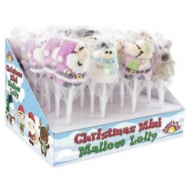 2050018 Chryistmas Mini Mallow Lolly 11g.._Eas-620